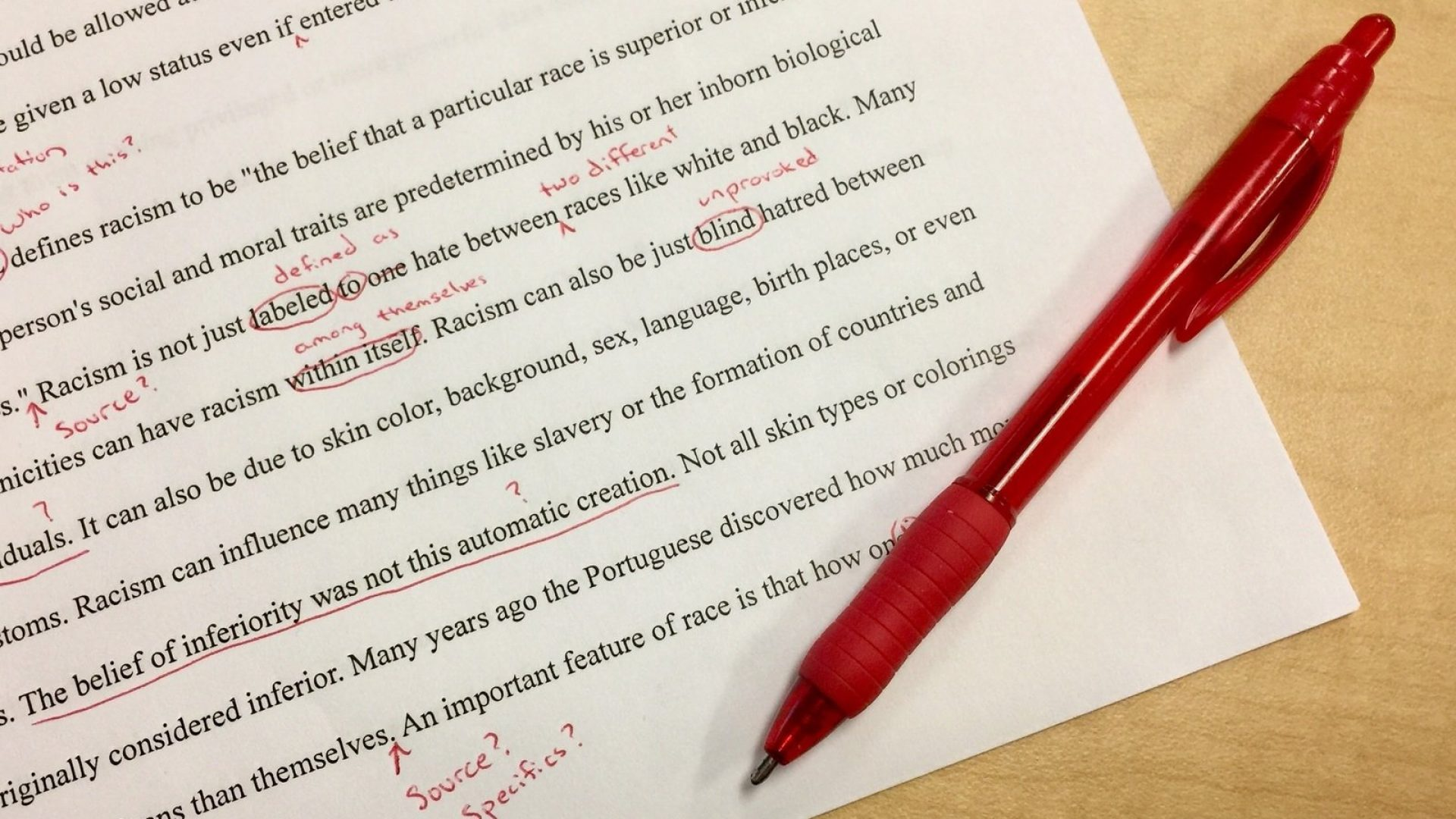 Copy-Editing Consultant